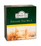 Černý čaj English No1 - 100ks od AHMAD TEA
