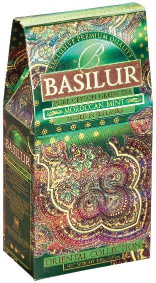 Dárkový mátový čaj BASILUR Basilur