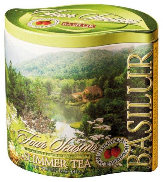 Dárkový zelený čaj Basilur