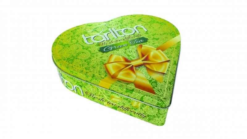 Dárkový sypaný zelený čaj Tarlton