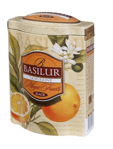 Černý čaj s příchutí citrusových plodů 100g