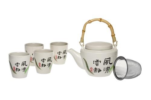 Čínská keramická souprava Jing
