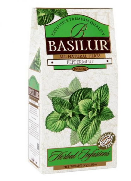 Mátový čaj, Basilur