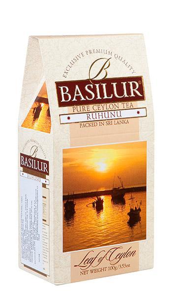 Černý čaj s aroma karamelu BASILUR Basilur