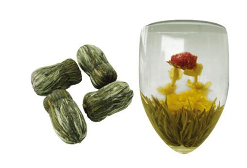 Kvetoucí čaj Podzimní víla