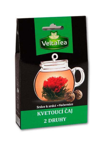 Dárkový mix 2 kvetoucích čajů
