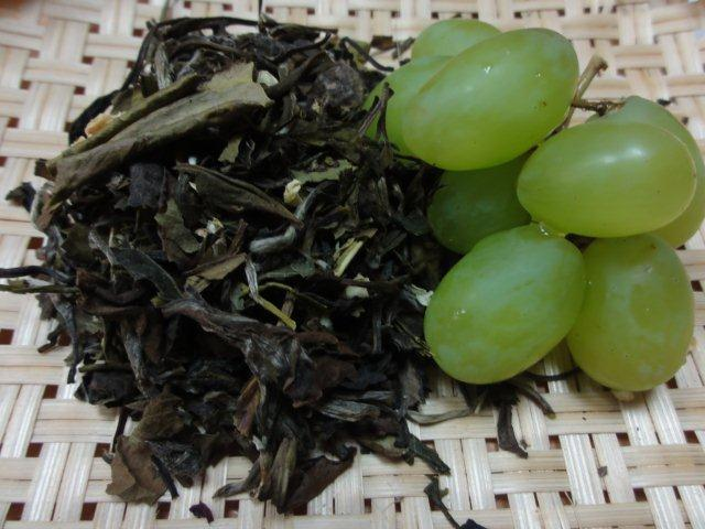 OXALIS - sypaný bílý čaj Oxalis