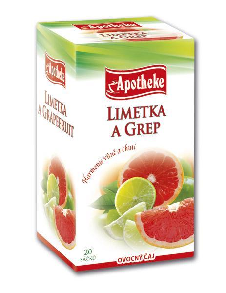 Limetka a grep Apotheke