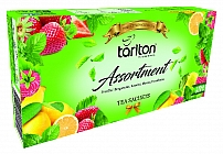 TARLTON Assortment 5 Flavour Green Tea